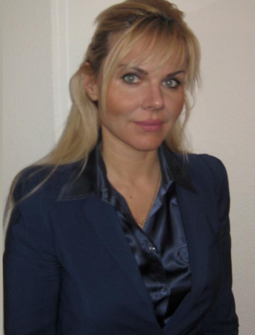Inhaberin der Kanzlei - Anwältin Schweiz/Deutschland